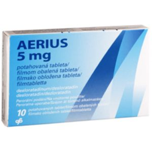 Buy AERIUS 5 MG – for sale